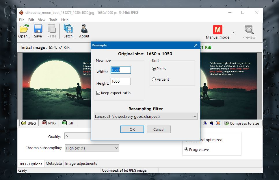 Mengecilkan Ukuran File Foto Gambar dengan Cepat, Begini Caranya!